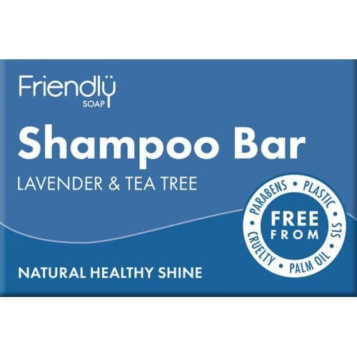 Friendly Soap Conditioning Bar Lavender & Tea Tree